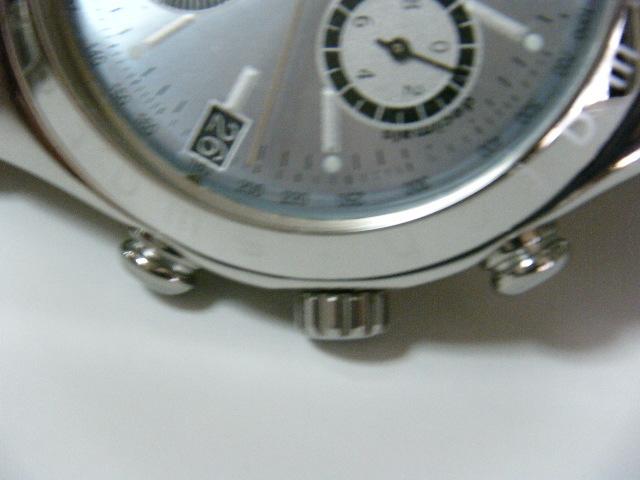 ★スイス腕時計Swatch ironyクロノグラフ Swiss スイス腕時計本物可動品 送料全国360円  _画像10