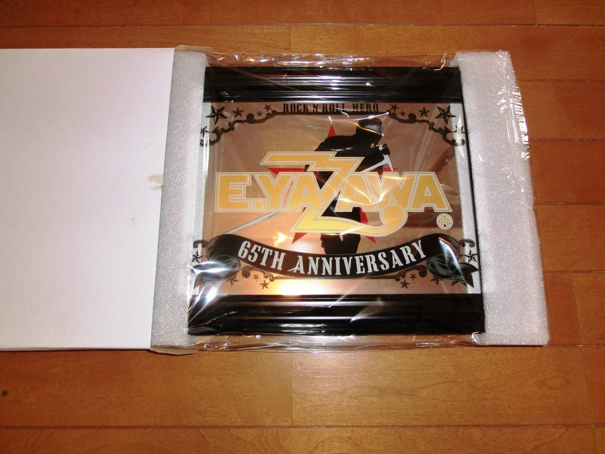 ★新品未開封★ 矢沢永吉 65th Anniversary パブミラー