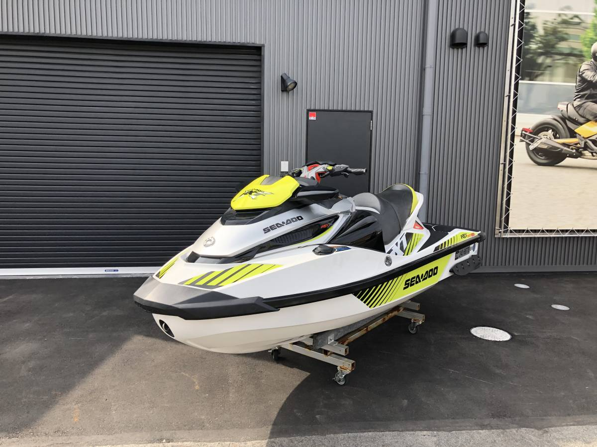 SEADOO/RXT-X300中古艇/カワサキ純正スピーカー付き