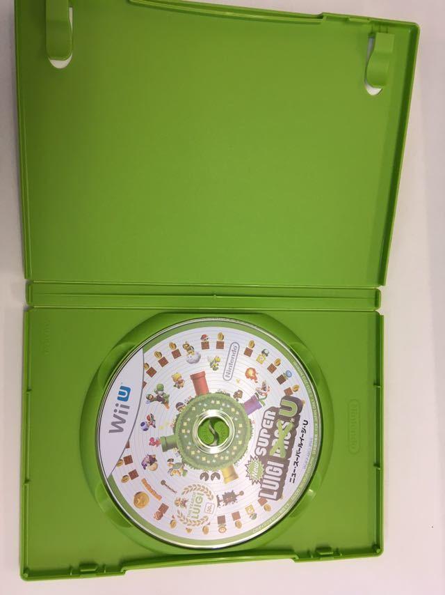 WiiU ソフトニュー ・スーパールイージ・U_画像3