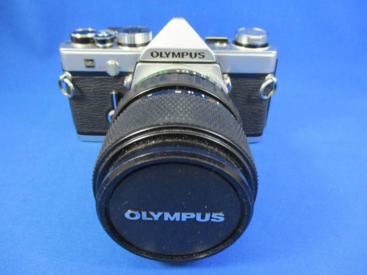 OLYMPUS オリンパス OM-1 フィルムカメラ レンズ ZUIKO AUTO-ZOOM 35-70mm 1:4
