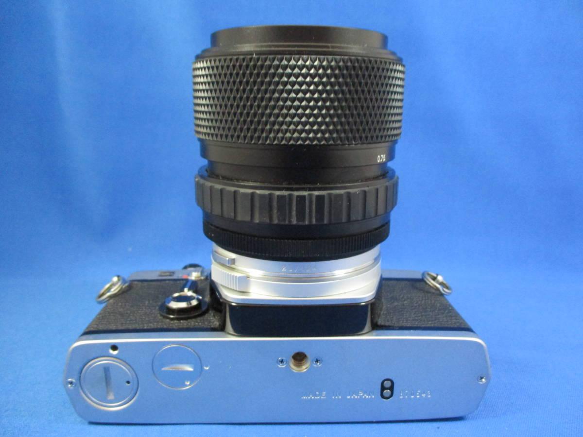 OLYMPUS オリンパス OM-1 フィルムカメラ レンズ ZUIKO AUTO-ZOOM 35-70mm 1:4_画像6