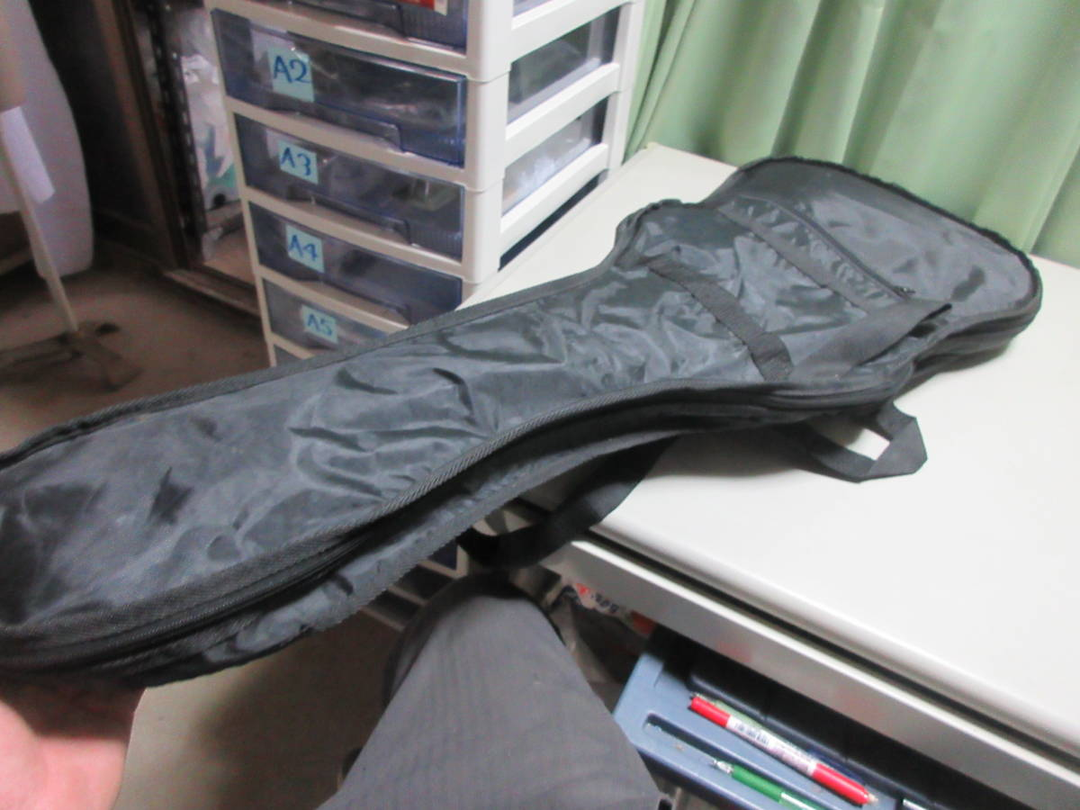 【8】 エレキギターGuyatine 布ケース付き ジャンク品 №倉11.ゆ170 _画像10