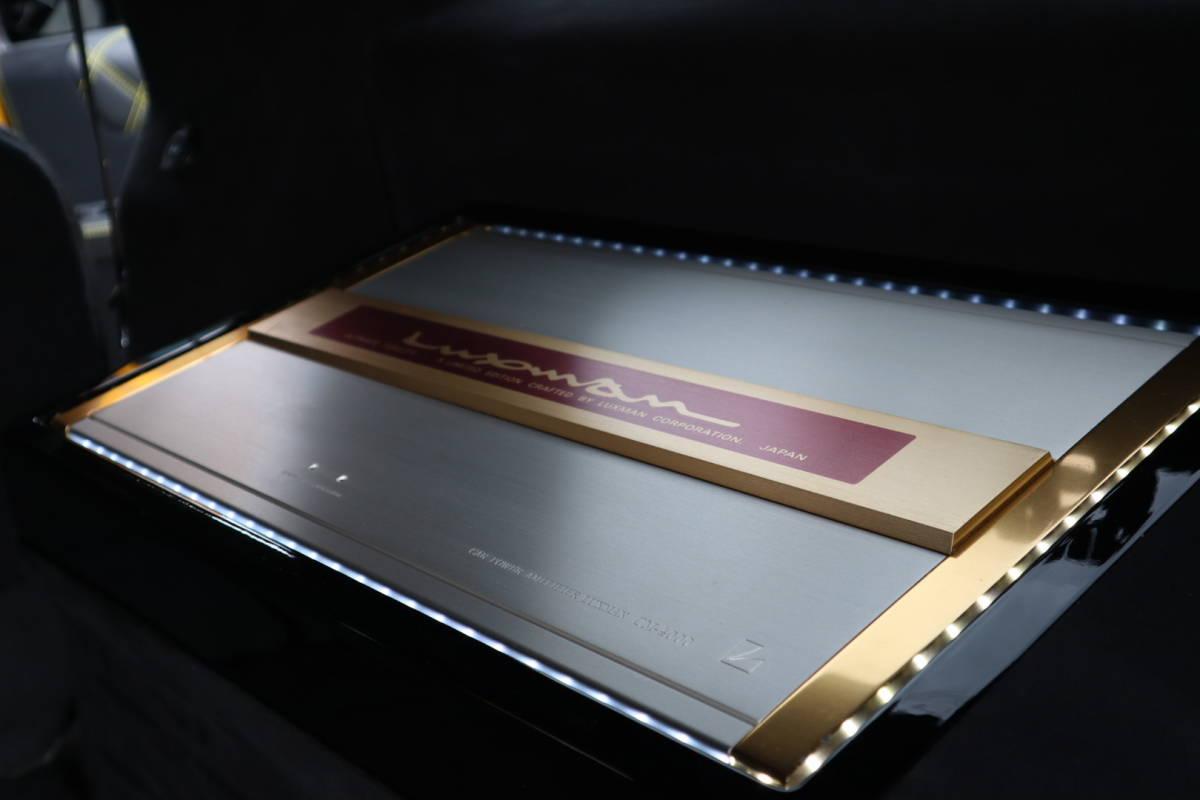 HUMMER H2 ハマー 三井物産ディーラー車 _ラックスマンアンプ