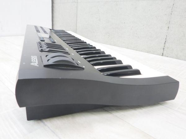 ◇動作保証 ALESIS アレシス シンセサイザー QS6.1 電源コード付き 鍵盤楽器 /mY-38484_画像6