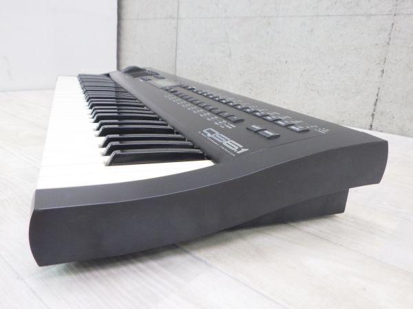 ◇動作保証 ALESIS アレシス シンセサイザー QS6.1 電源コード付き 鍵盤楽器 /mY-38484_画像4