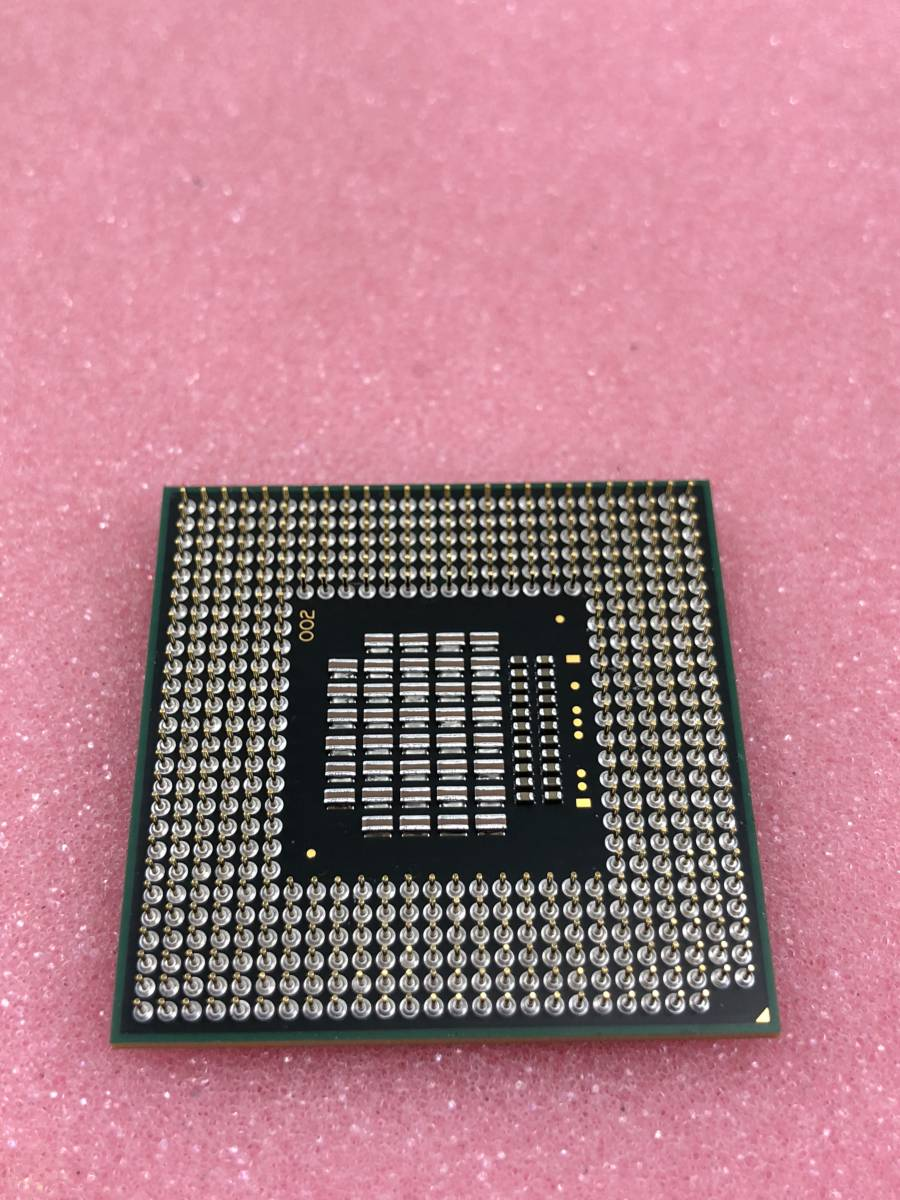 【中古パーツ】【CPU】INTEL Core2 Duo T7300 2.0GHz SLA45