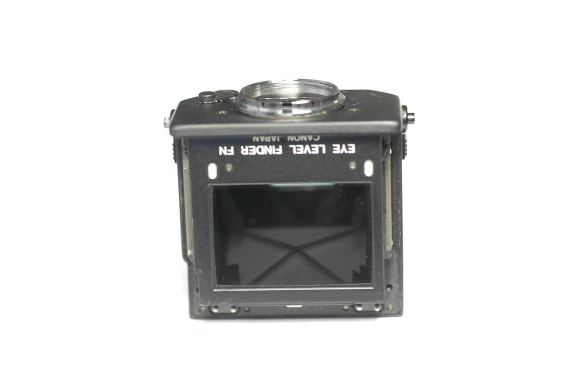 New F-1用 キヤノンアイレベルファインダー Canon EYE LEVEL FINDER FN _画像7