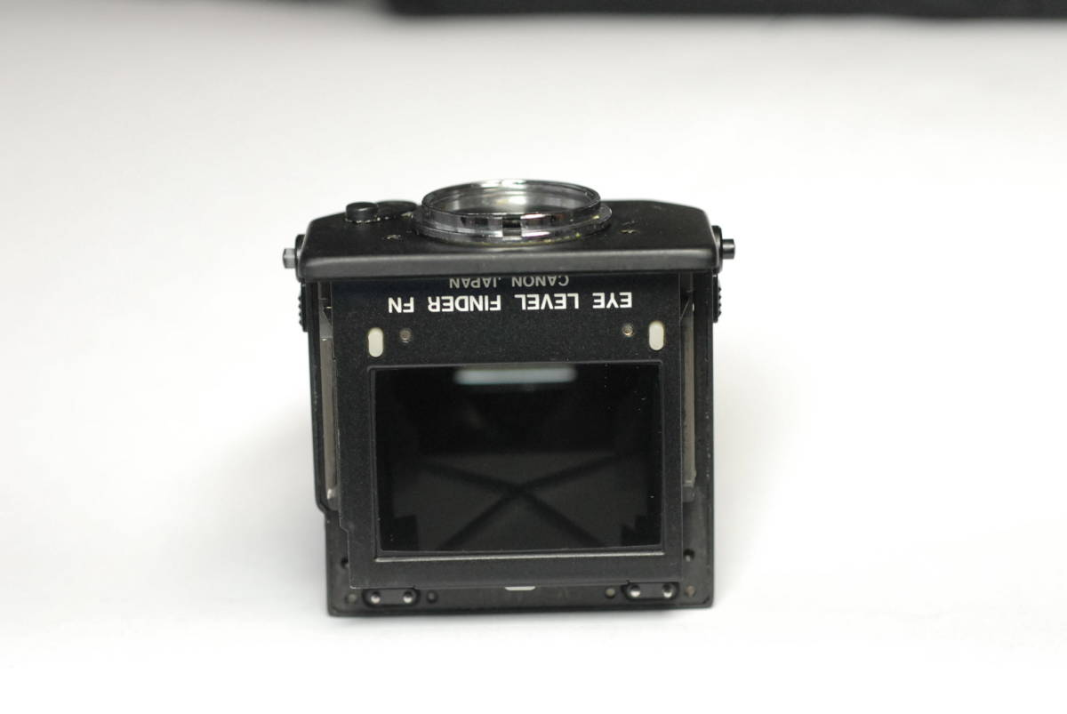 New F-1用 キヤノンアイレベルファインダー Canon EYE LEVEL FINDER FN _画像6