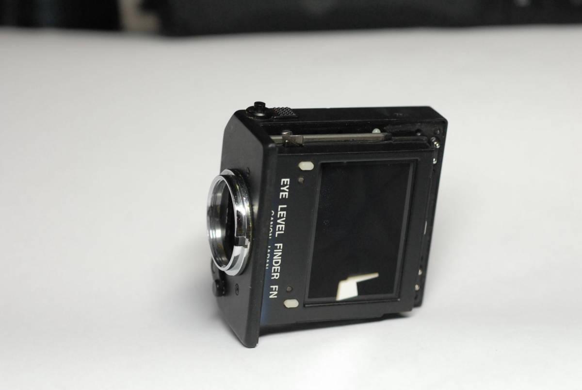 New F-1用 キヤノンアイレベルファインダー Canon EYE LEVEL FINDER FN _画像8