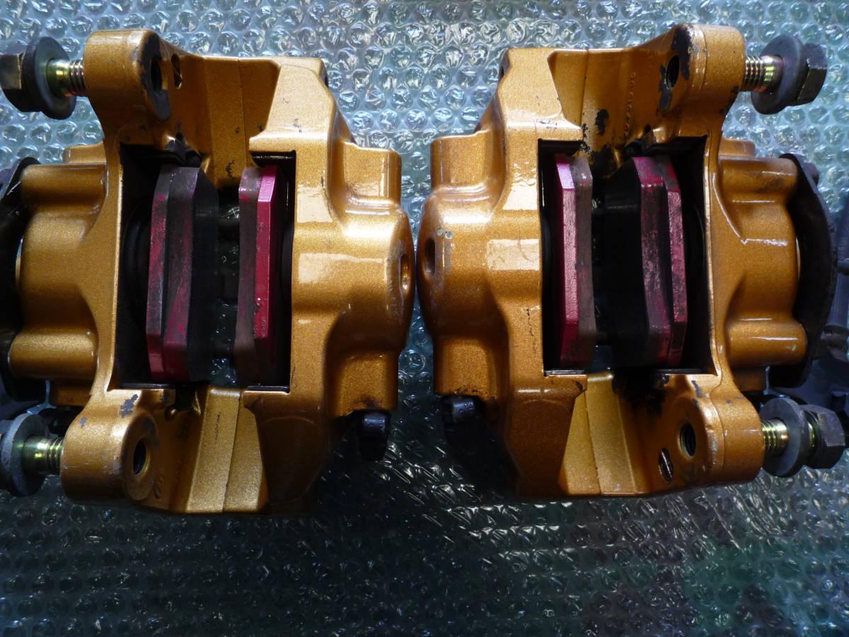フェアレディ Z33 ver.S 6速MT 純正 brembo ブレンボ リヤ リア キャリパー ローター Z32/Z33/Z32/S13/S14/S15/R32/R33/R34/ 流用_画像4