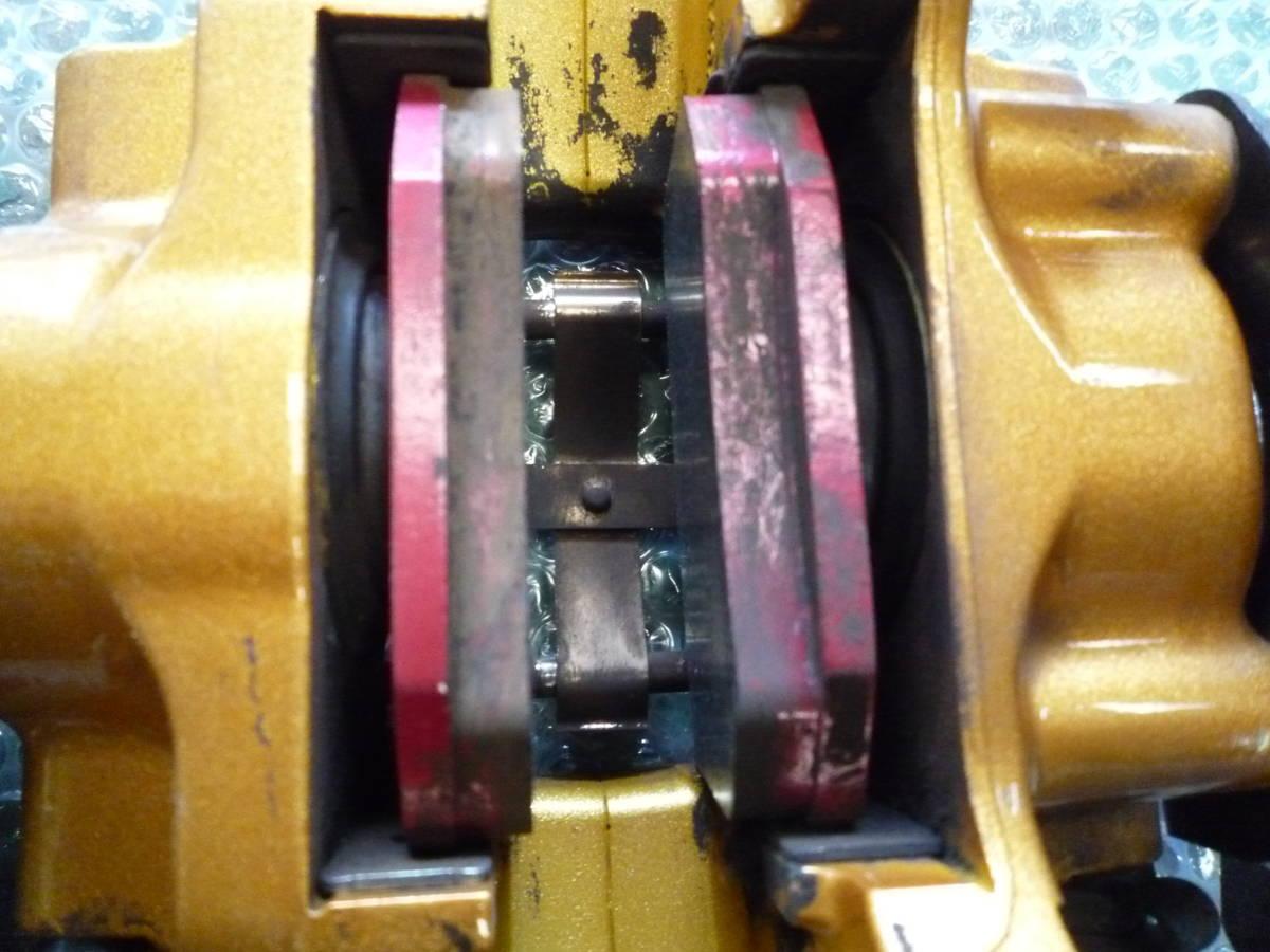 フェアレディ Z33 ver.S 6速MT 純正 brembo ブレンボ リヤ リア キャリパー ローター Z32/Z33/Z32/S13/S14/S15/R32/R33/R34/ 流用_画像6