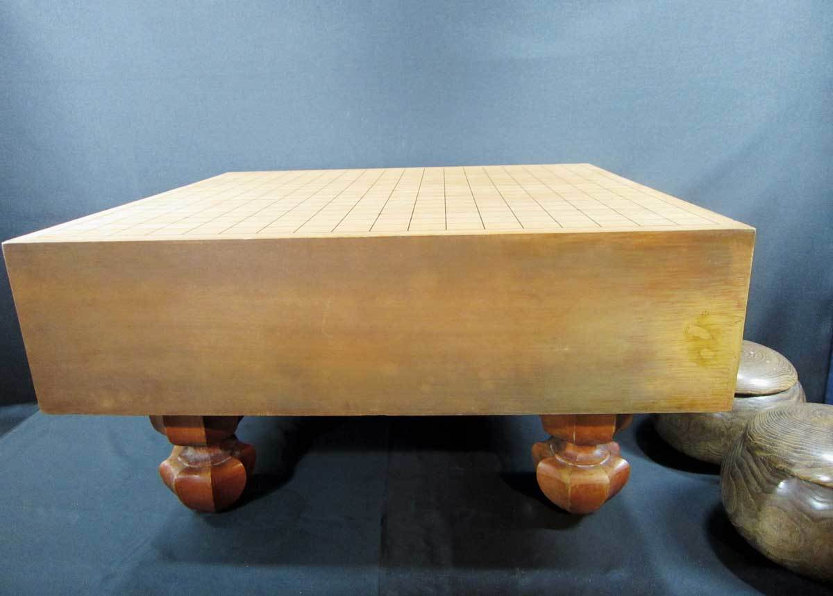 囲碁盤 4寸 碁石付き_画像5