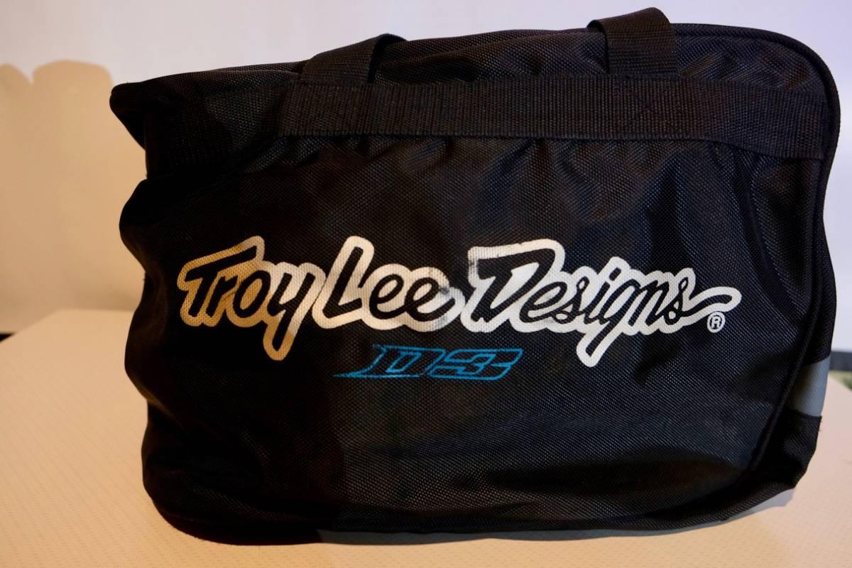 Troy lee designs D3 カーボン (L) トロイリーデザイン ヘルメット BMX MTB tld_画像7
