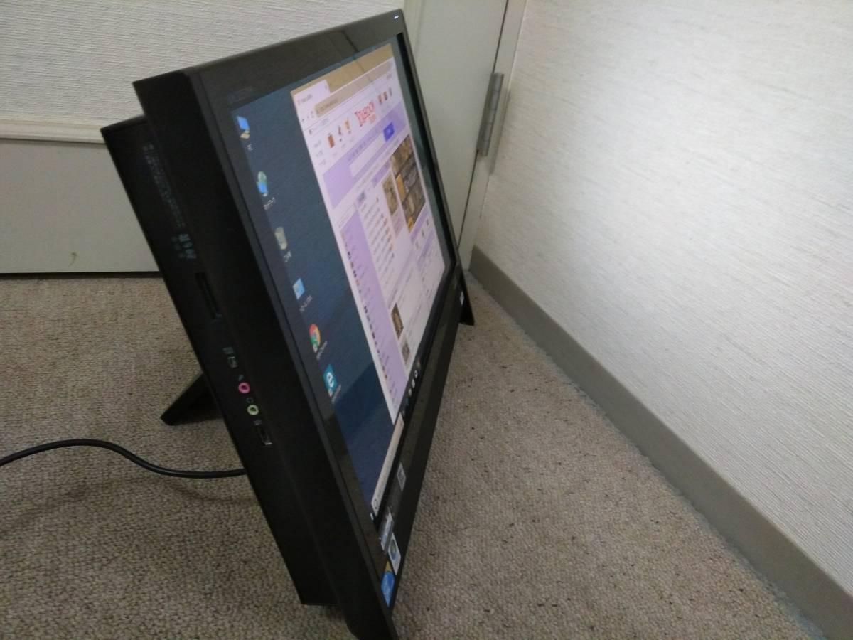 NEC VALUESTAR VN770/T <Intel Core2Duo E7400/2GB/DVD multi/21.5inch full HD/WiFi/KB/mouse/RC>_画像5