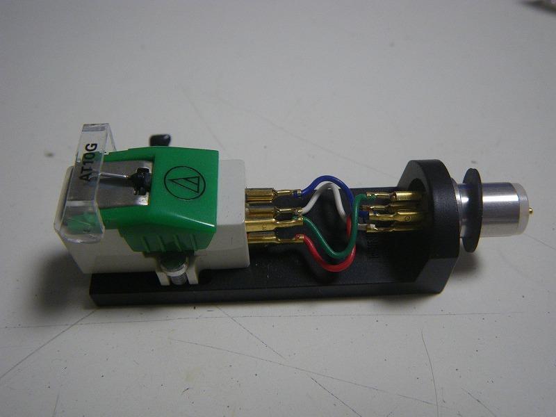 新品同様 MMカートリッジ AT-10G/audio-technica(新品針装着)_画像3