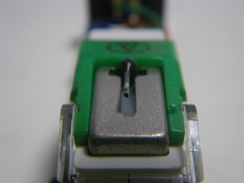 新品同様 MMカートリッジ AT-10G/audio-technica(新品針装着)_画像6