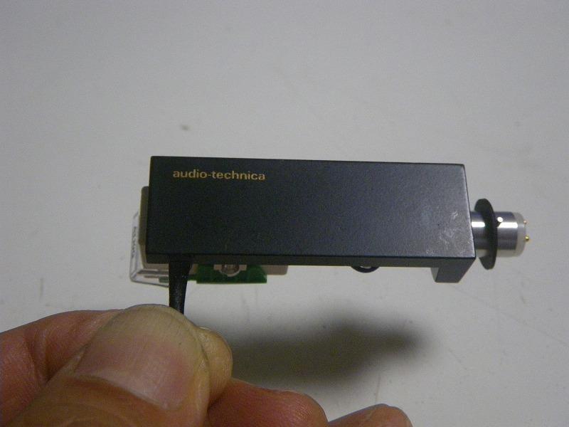 新品同様 MMカートリッジ AT-10G/audio-technica(新品針装着)_画像10