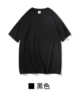 夏・hiphop・Tシャツ・男性・潮札・ゆとり・半袖・印紙・オーバーサイズ・袖の半分_画像4