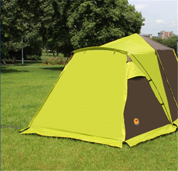 アウトドア用品 新品 人気テント!高機能テント 3秒設営 ワンタッチテント防風 防塵 防水防虫 UVカット通気性耐久性よい 3-4人用