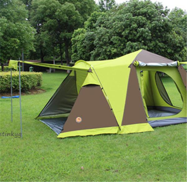アウトドア用品 新品 人気テント!高機能テント 3秒設営 ワンタッチテント防風 防塵 防水防虫 UVカット通気性耐久性よい 3-4人用_画像3