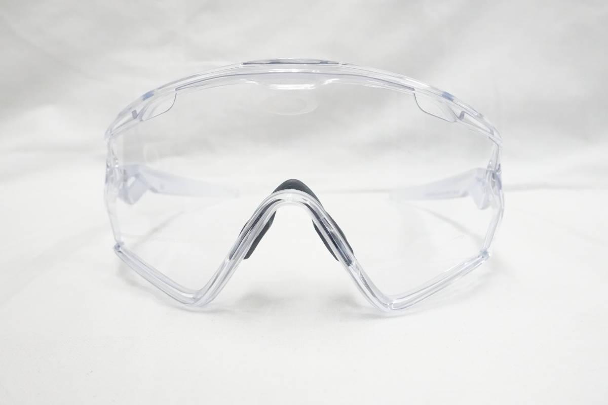 OAKLEY Wind Jacket 2.0 OSR メガネ クリア オークリー サイクリング 韓流 ロード_画像2