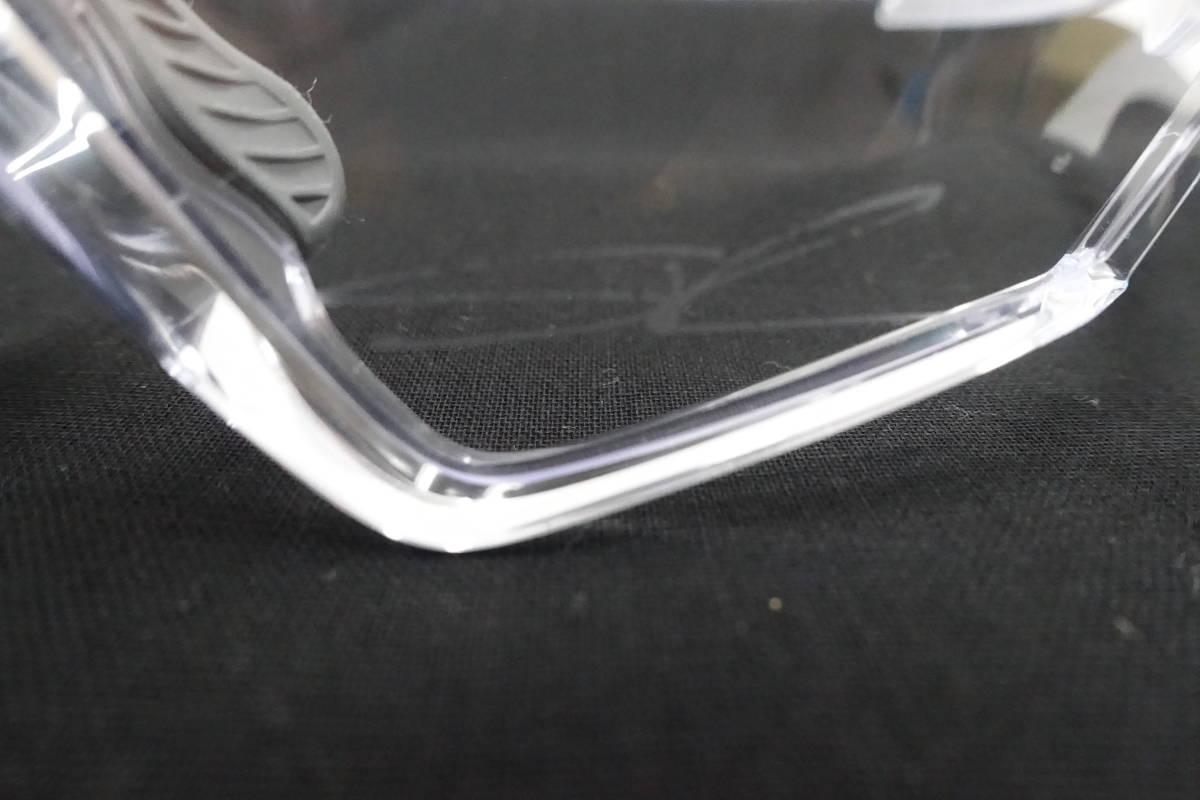 OAKLEY Wind Jacket 2.0 OSR メガネ クリア オークリー サイクリング 韓流 ロード_画像6