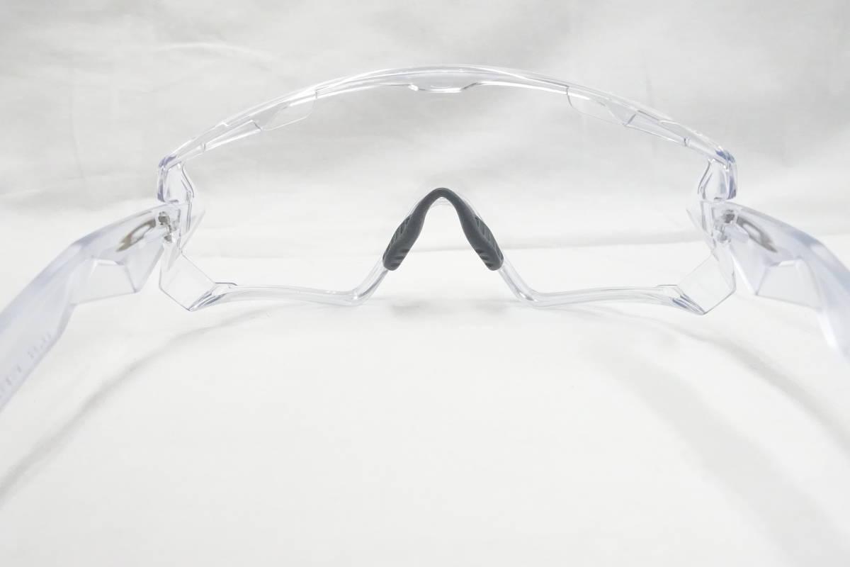 OAKLEY Wind Jacket 2.0 OSR メガネ クリア オークリー サイクリング 韓流 ロード_画像5