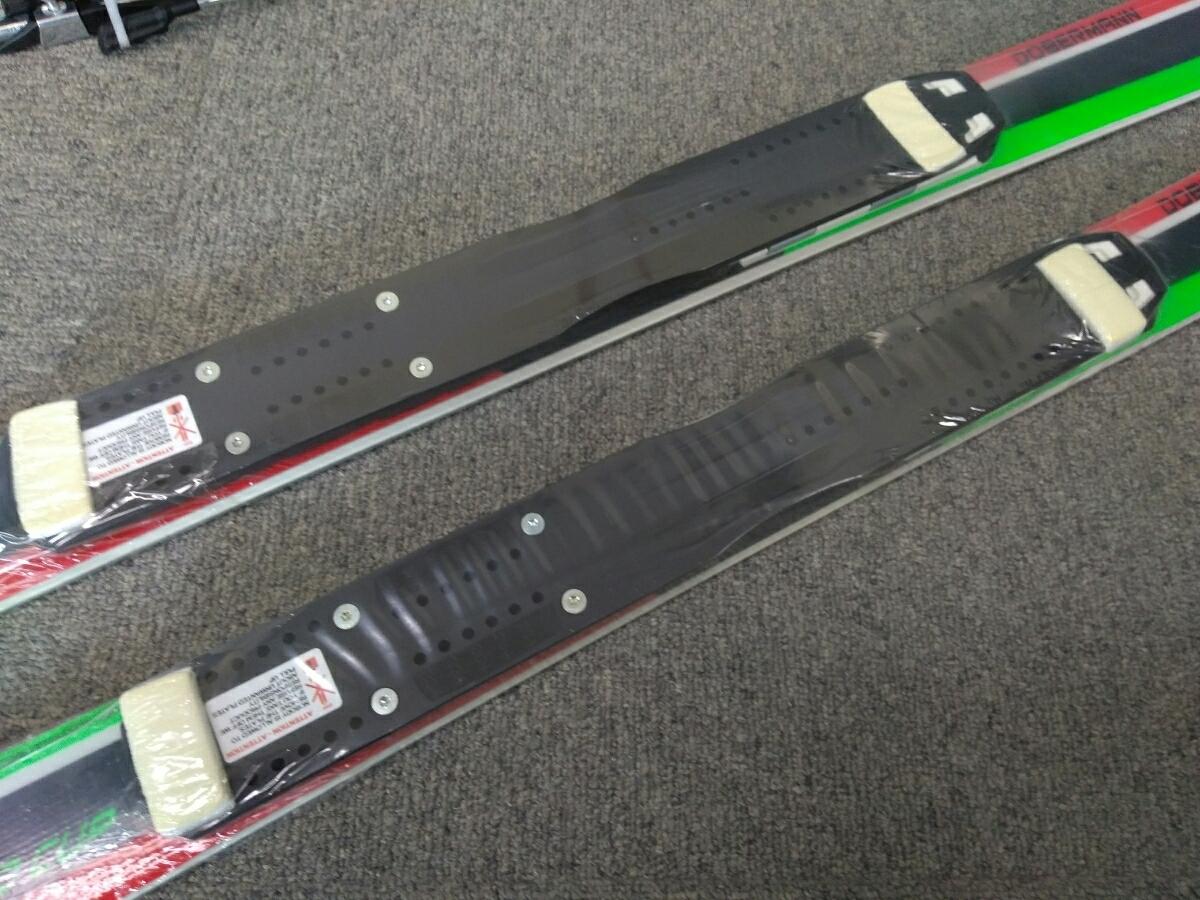 ジュニア選手用 新品 GS ノルディカ GSJ PLATE 149cm R14 ビン付き  訳あり  _画像3