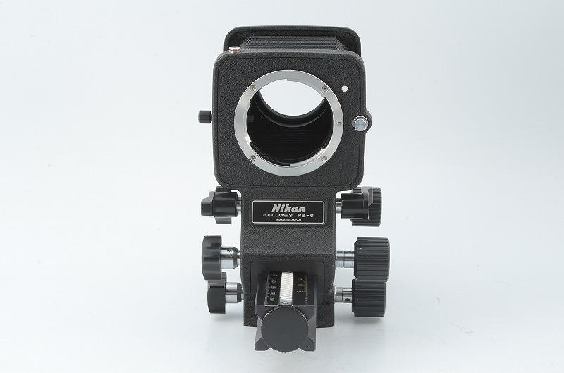 ニコン Nikon BELLOWS FOCUSING ATTACHMENT PB-6 元箱付 【美品】Y1800_画像9