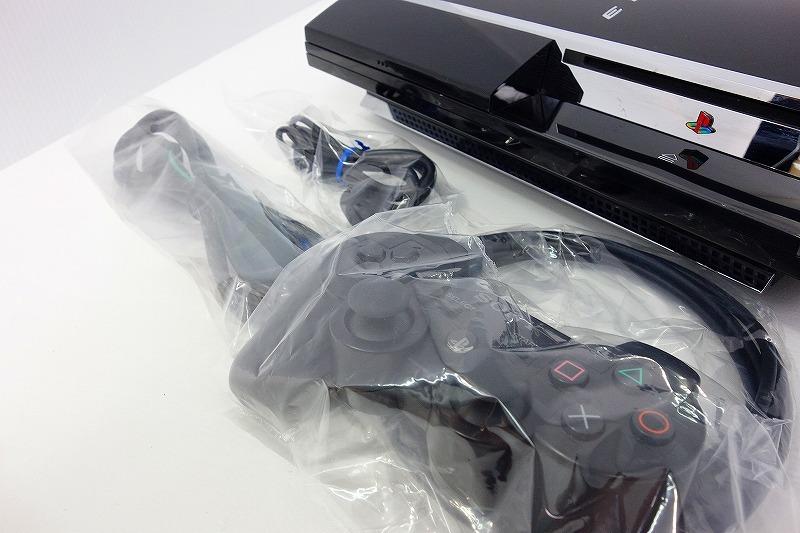 【動作確認済】PS3 本体 初期型 CECHA00 PS2遊べるモデル★純正コントローラー、新品HDMIケーブル付★すぐ遊べるセット★d1_画像2