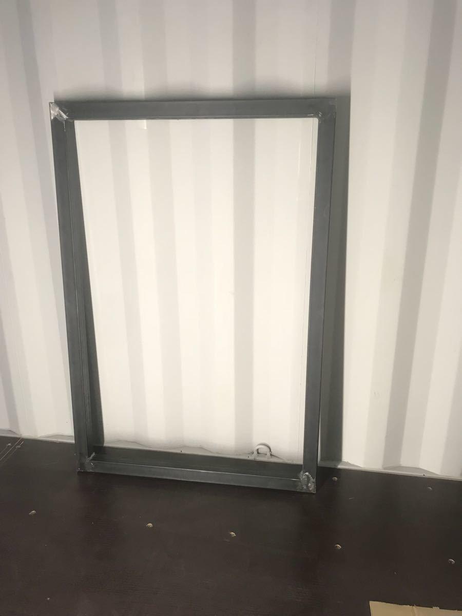 展示品 LIXILサッシ 窓 小窓 上げ下げ 新日軽製 アリッツアルミサッシ 2重窓 2_画像4