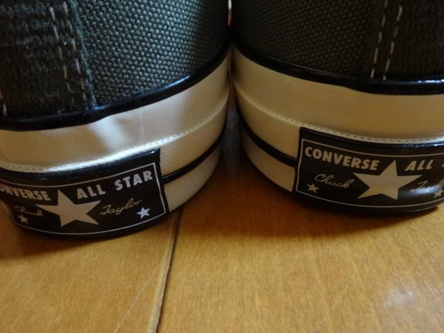 ★CONVERSE / コンバース スニーカー Chuck Taylor All Star 70s  field surplus 25.5cm_画像3