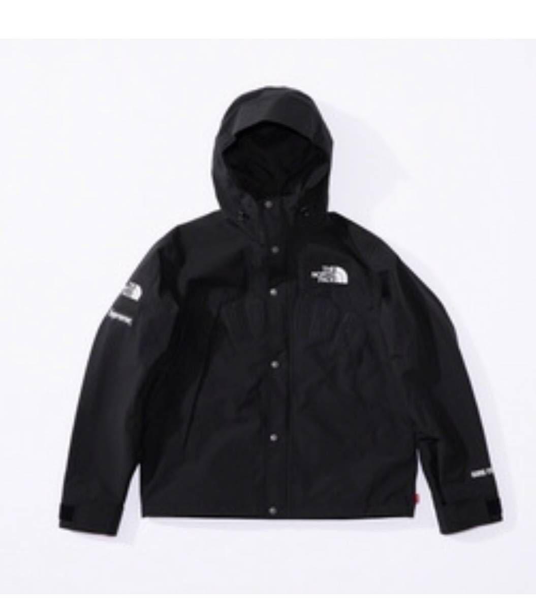 Sサイズ Supreme / The North Face Arc Logo Mauntain Parka Black 黒 新品未使用 ノース マンパ アーチ 国内正規品