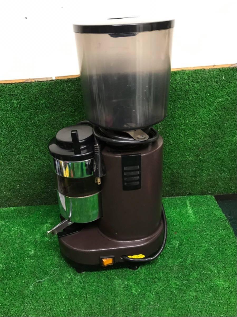 RENEKAコーヒーミル 100V 中古_画像1
