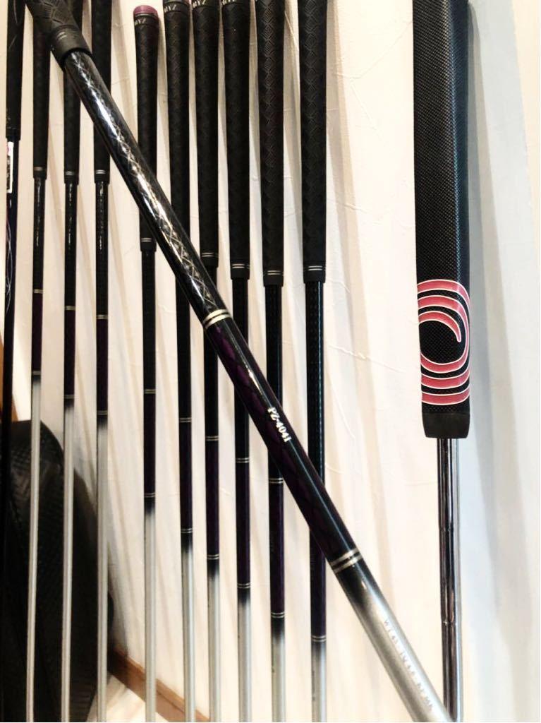 高級 超豪華 美品 3~4回のみ使用 レディースゴルフクラブ 本格フルセット ブリジストン ファイズ ゼクシオ 優しい 初心者~上級者_画像10