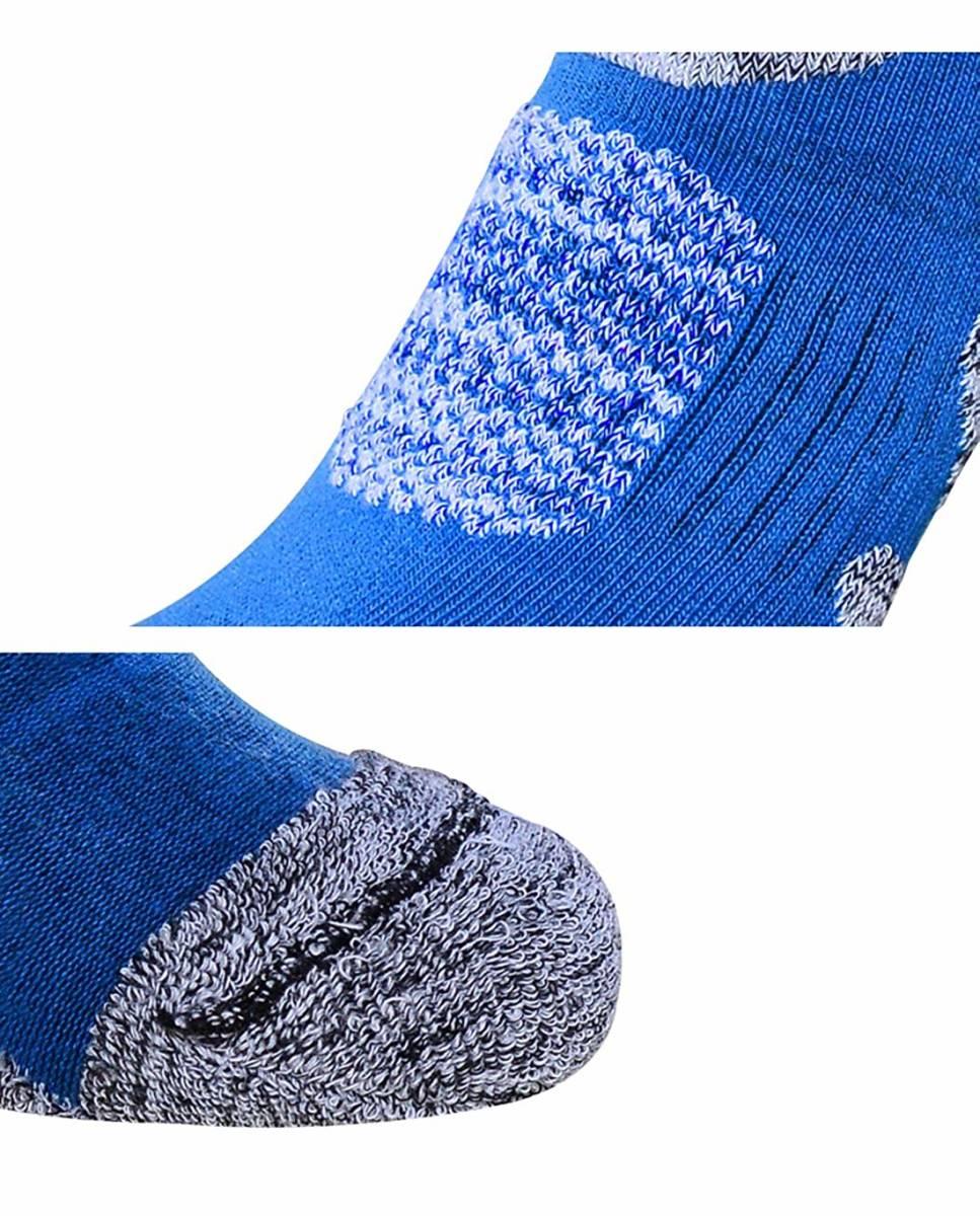 【新品未使用】【訳アリ】HIKEMAN(ハイク マン) サイズ24.5-28 メンズ トレッキングソックス 防寒ソックス 登山 スキー 男性 靴下 2足入り _画像5