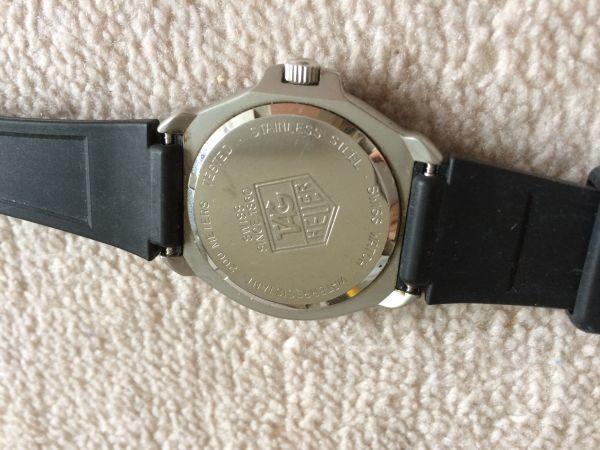 タグホイヤー★プロフェッショナル200M★レディース腕時計★ジャンク★1円スタート_画像4