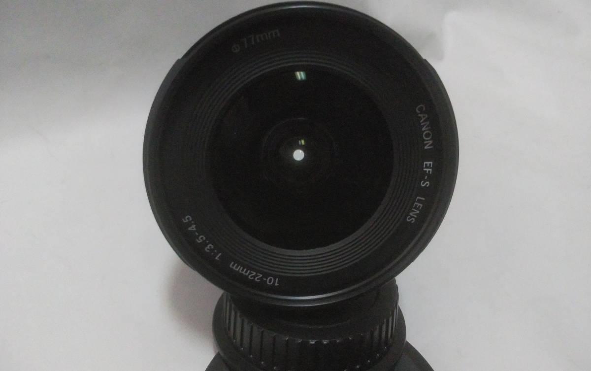 ☆極美品だけど☆Canon EF-S 10-22mm F3.5-4.5 USM