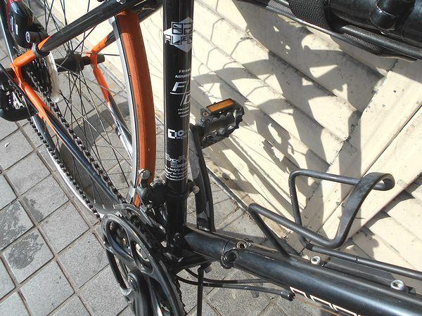 ★ドッペルギャンガー 825 alacre Sサイズ ロード 現状 横浜★_画像7