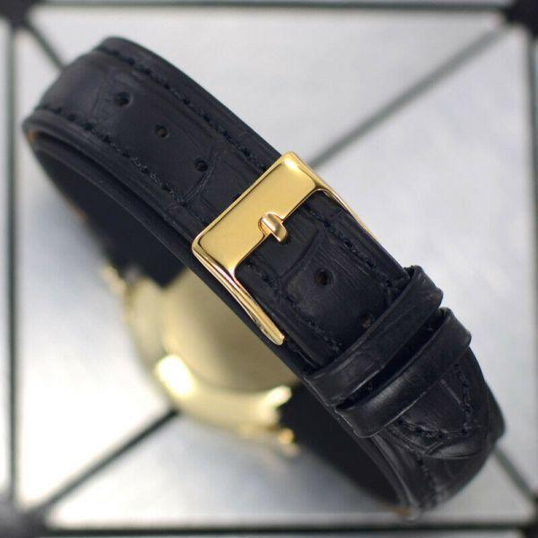 【オメガ☆Cal.344☆スモールセコンド】ヴィンテージ アンティーク 14金張り バンパー式 自動巻き メンズ腕時計【新品仕上げ☆動作保証】_画像7
