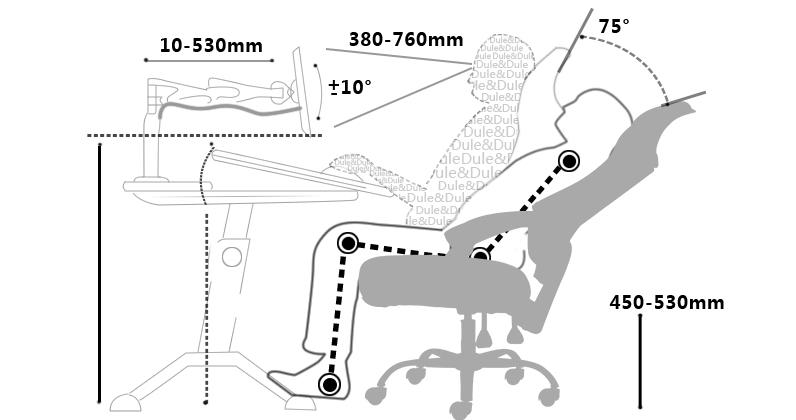 超人気☆ 爆売り! 勉強用椅子/長居椅子/公椅子/オフィスチェア 家庭用パソコンの椅子 書房 実験室革張り デスクチェア 油圧昇降イス mv26_画像7