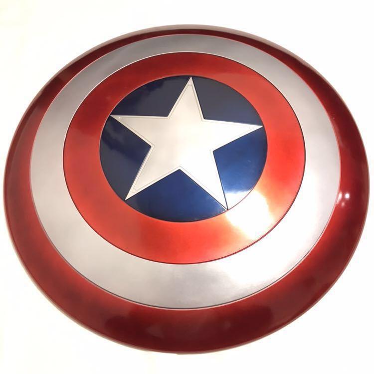 アベンジャーズ マーベル・コミック ハズブロ レプリカ キャプテン・アメリカ シールド 盾 キャプテンアメリカ marvel_画像