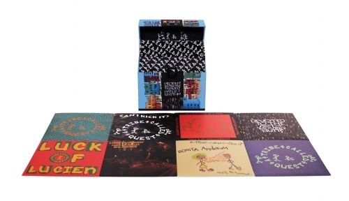 A TRIBE CALLED QUEST / PEOPLE'S INSTINCTIVE TRAVELS AND THE PATHS OF RHYMES (45 BOXSET) _画像2