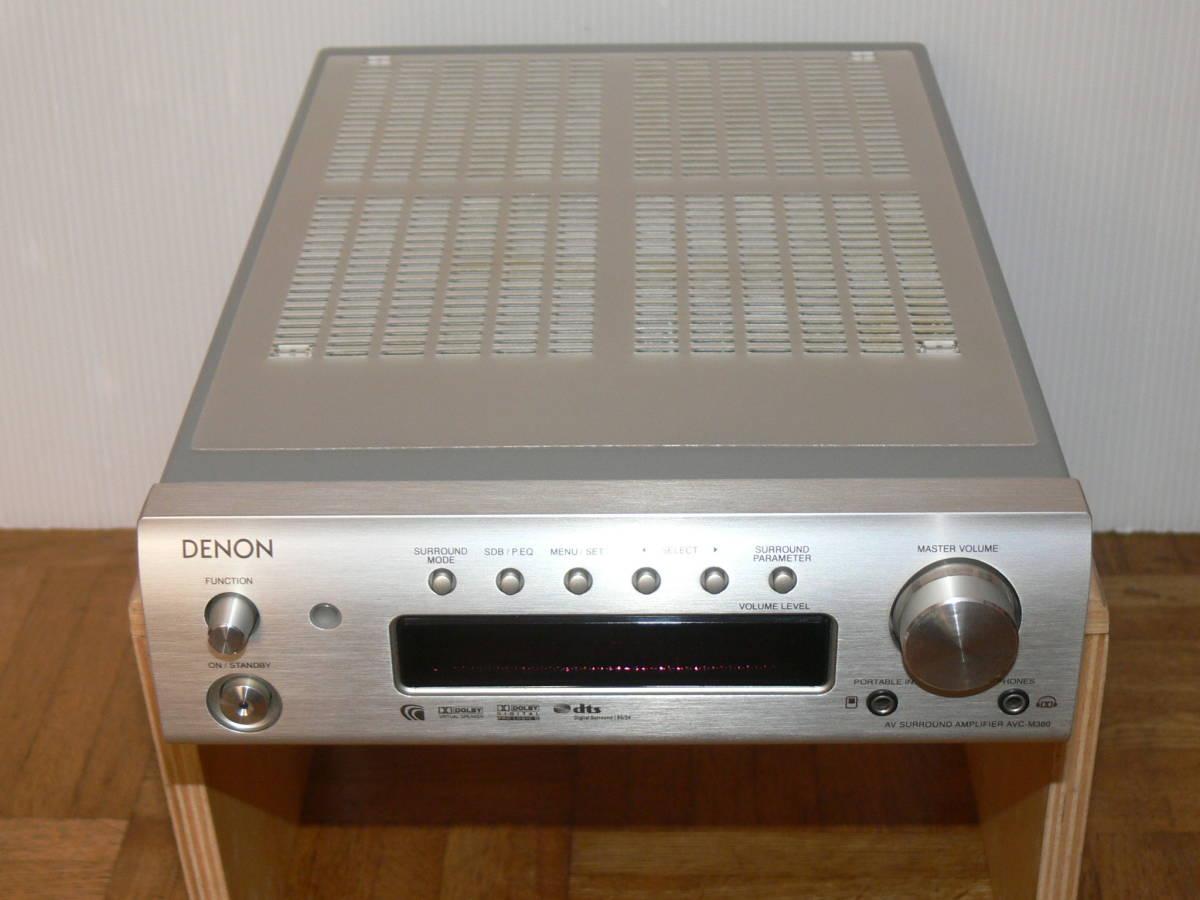 DENON 5.1ch AVサラウンドアンプ AVC-M380 ②_画像2