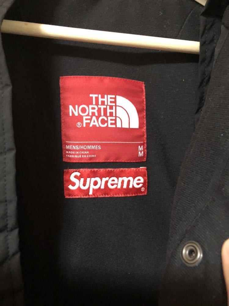 Supreme north face steeptech jacket steep tech シュプリーム ノースフェイス マウンテンパーカー ジャケット_画像5