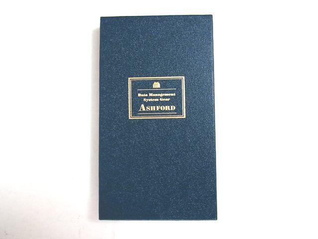 新品 ASHFORD アシュフォード ダークブラウン スカーフェイス 手帳カバー Dカバー Lサイズ 本革_画像6