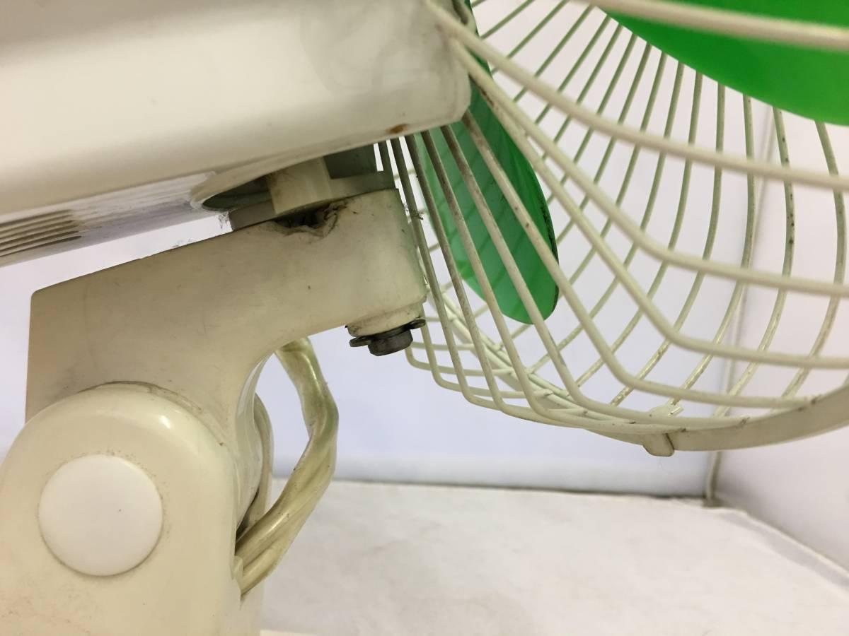 【昭和レトロ】三菱電機 卓上扇風機 D20-AG5_画像5