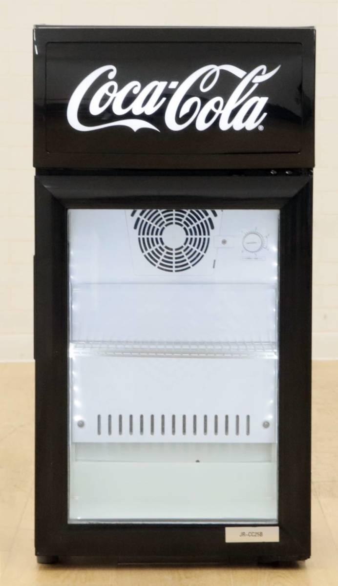 D Q051814 美品 Haier ハイアール Haier ハイアール 冷蔵ショーケース JR-CC25B 内容積25L _画像4
