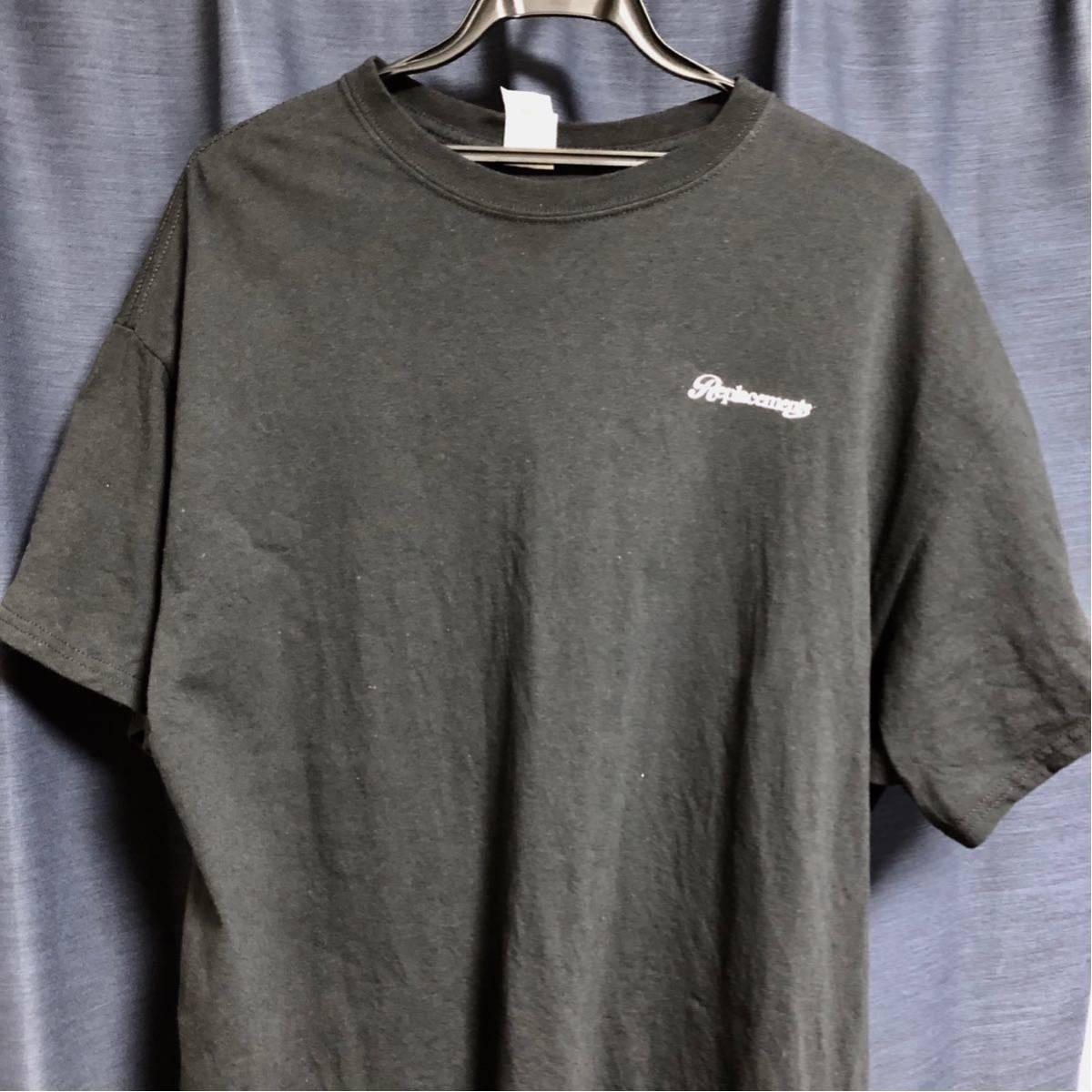 【新品 未着用品】Replalements x kit gallery T-shirt XLサイズ Designed by VERDY / Girls Don't Cry Learners Koncos weasted youth_画像2